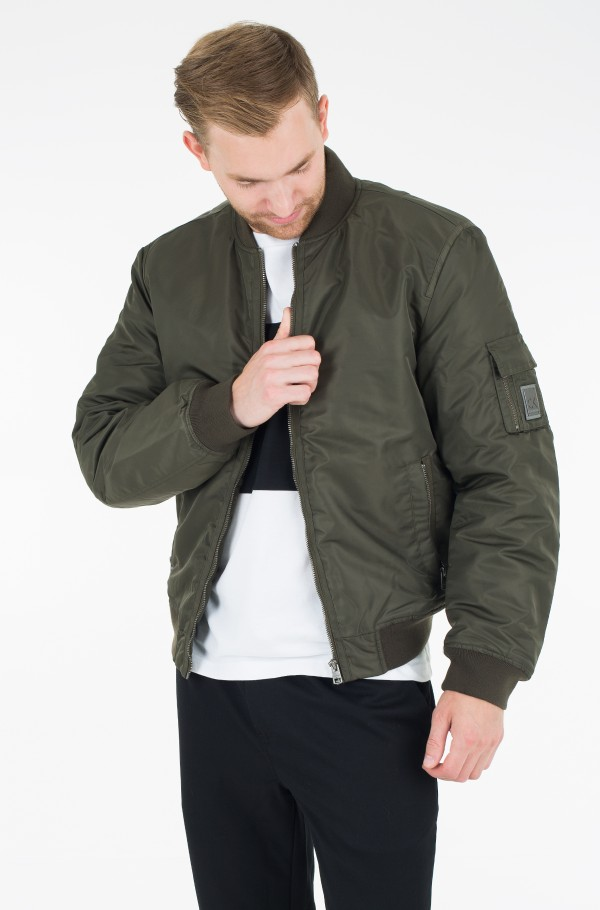 ORMER MILITARY PADDED BOMBER