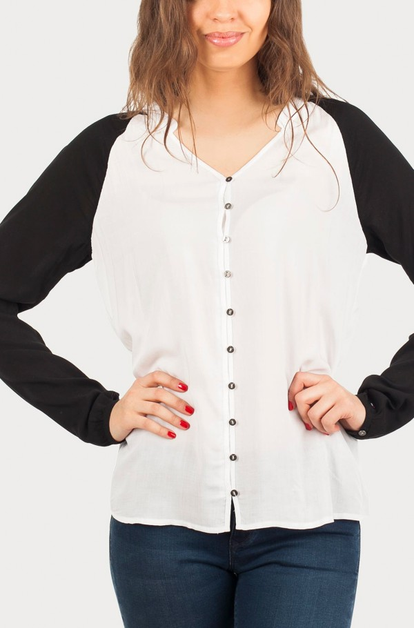 Besse blouse l/s