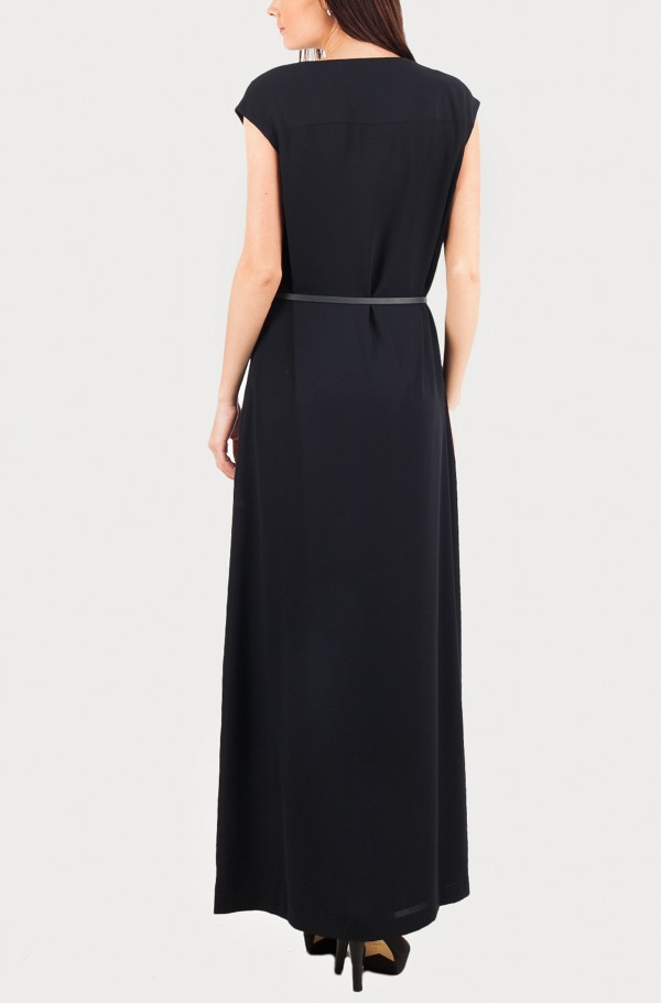 CLARE MAXI DRESS SS REM-hover