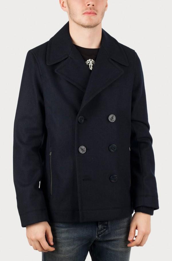 Jaden wool peacoat