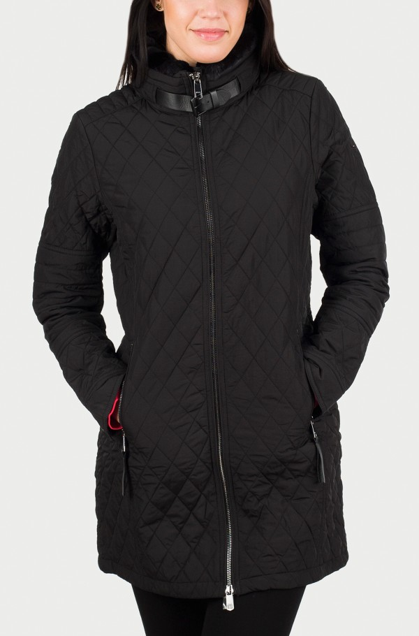 TESS QUILTED COAT