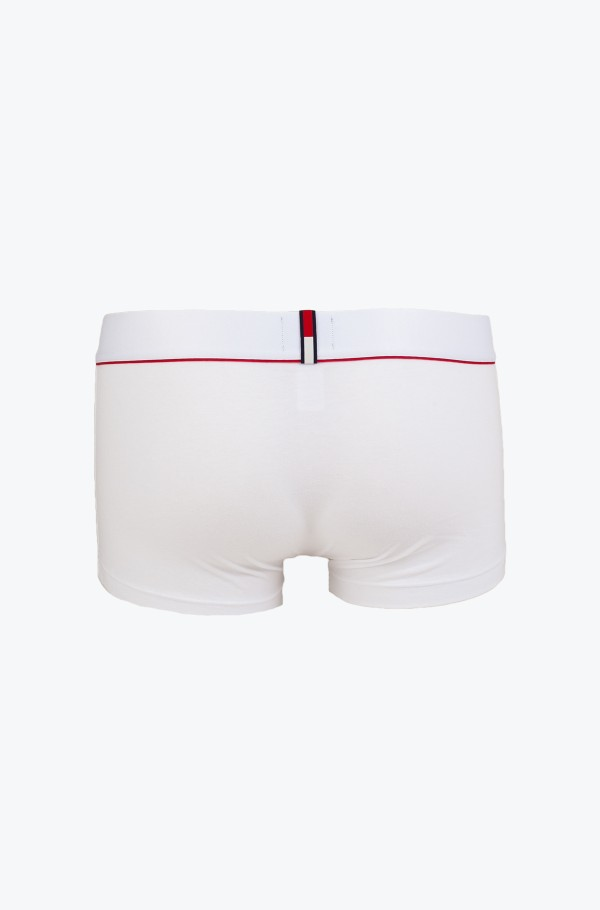 Cotton low rise trunk flex-hover