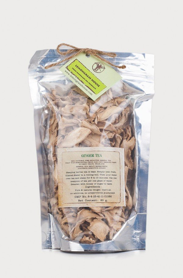 GINGER TEA 80g