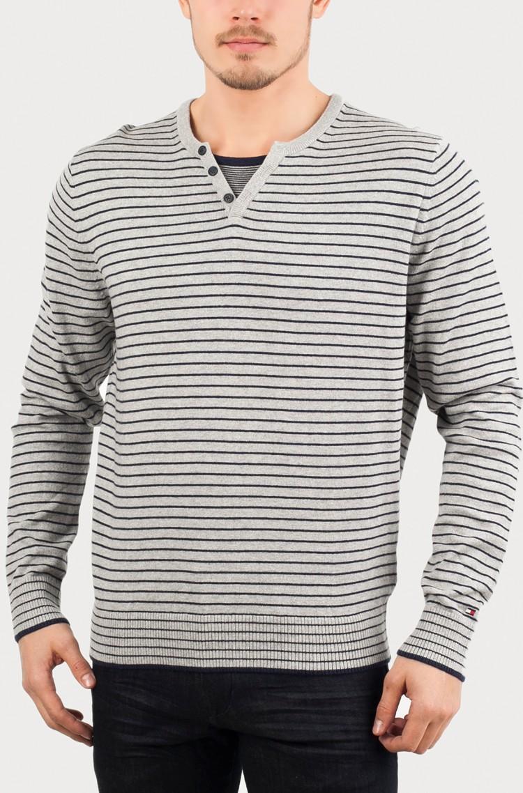 grey 1 Sweater Pima CTN Cashmere Tommy Hilfiger db66a93d0c7