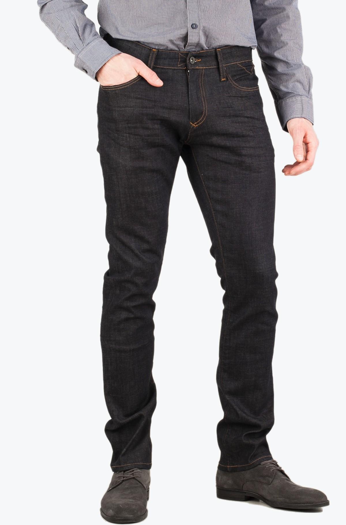 Džinsinės kelnės Slim Scanton RINSC-full-1