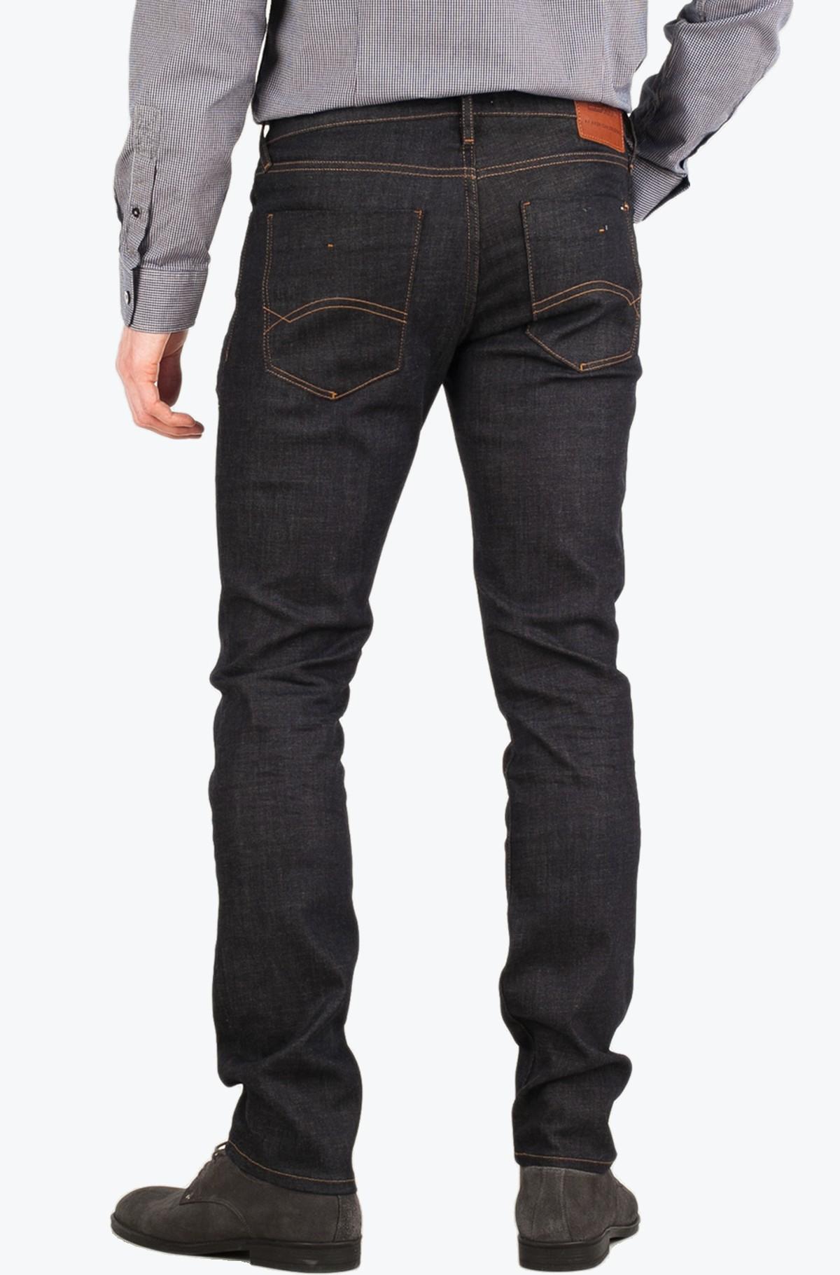 Džinsinės kelnės Slim Scanton RINSC-full-2