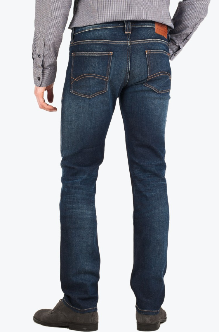 eed25698 Dark blue Jeans Original straight Ryan DACO Tommy Hilfiger, Mens ...