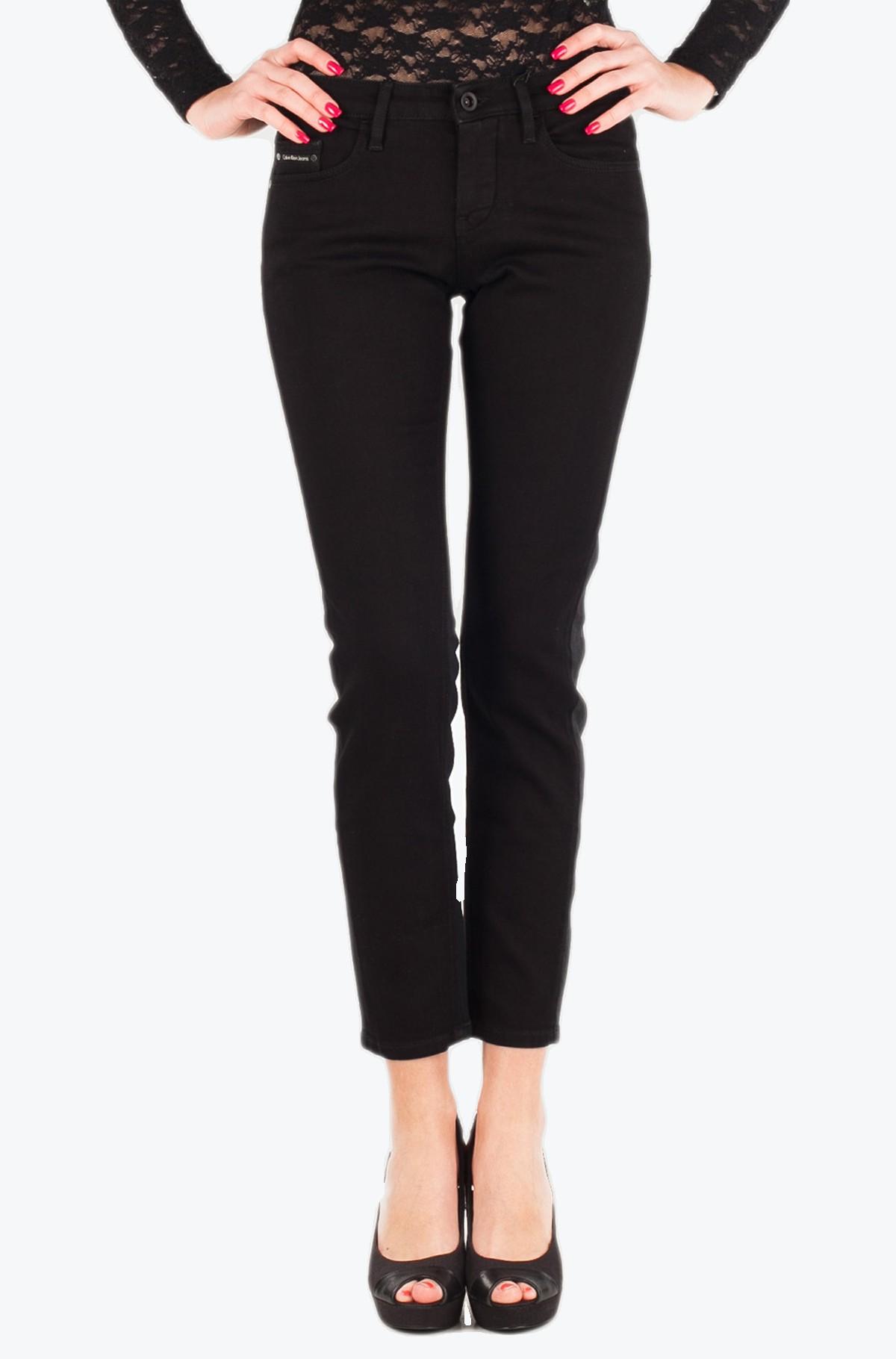 Džinsinės kelnės Mid rise skinny ankle 4 BVBBST-full-1
