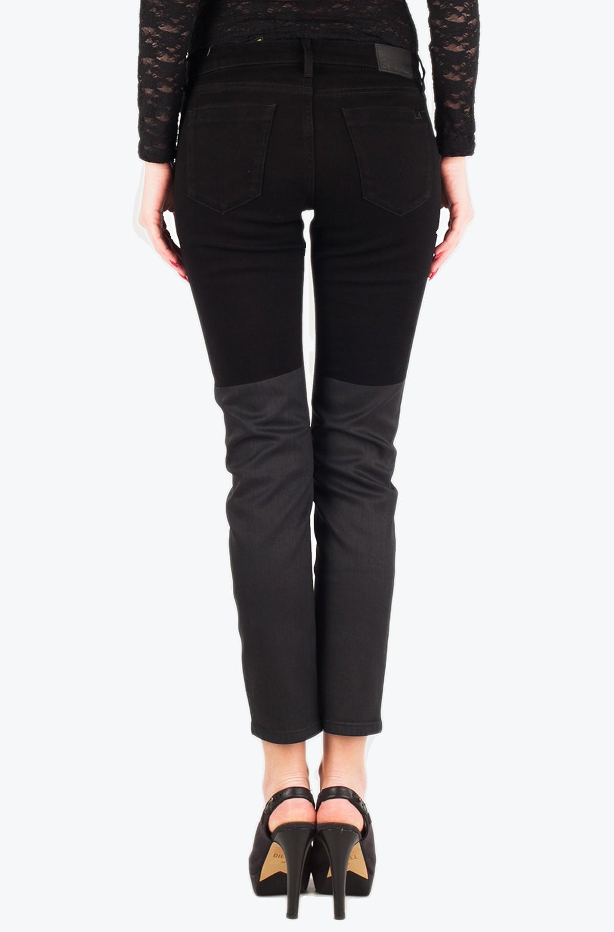 Džinsinės kelnės Mid rise skinny ankle 4 BVBBST-full-2