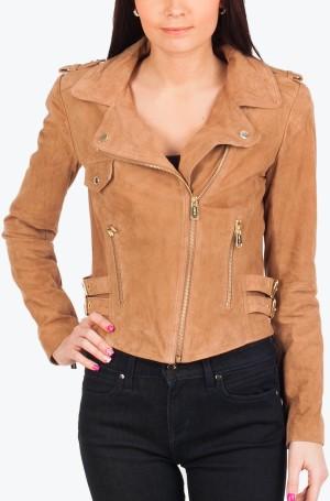 Leather jacket W61L13-1