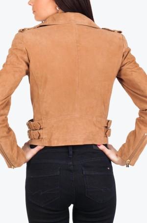 Leather jacket W61L13-2