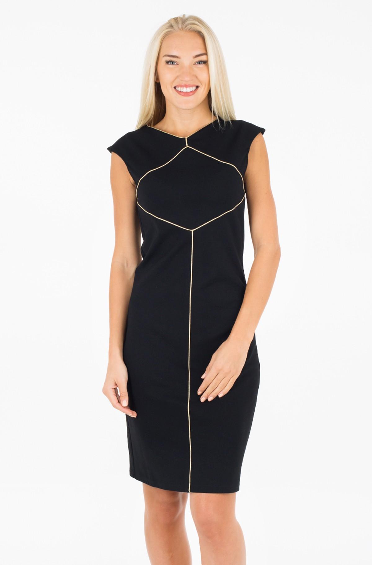 Jõulukollektsiooni kleit Lasma-full-1