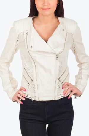 Leather jacket W61L01-1
