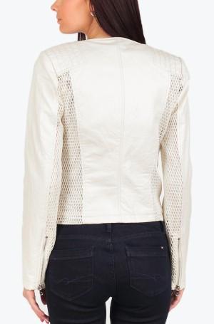 Leather jacket W61L01-2