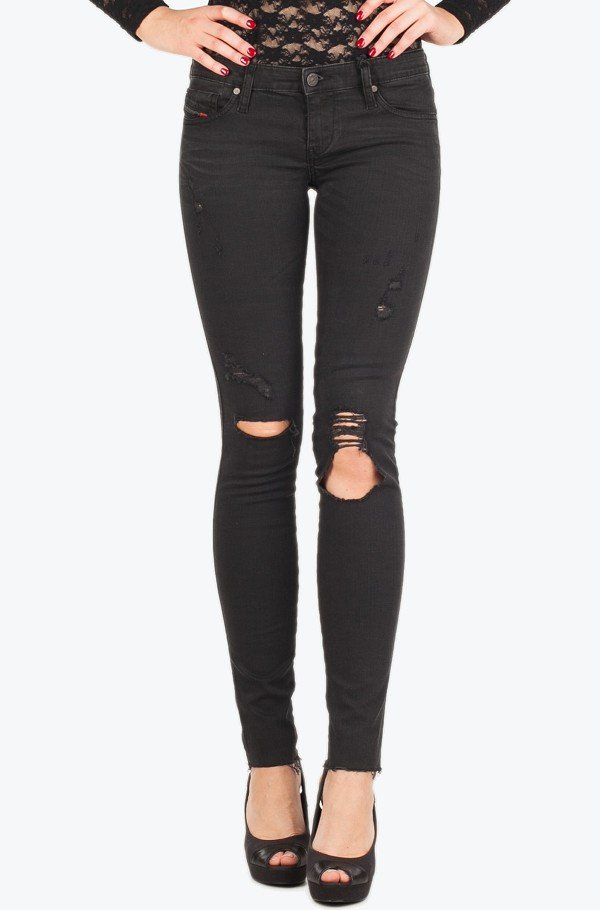 0671L SKINZEE-LOW TROUSERS