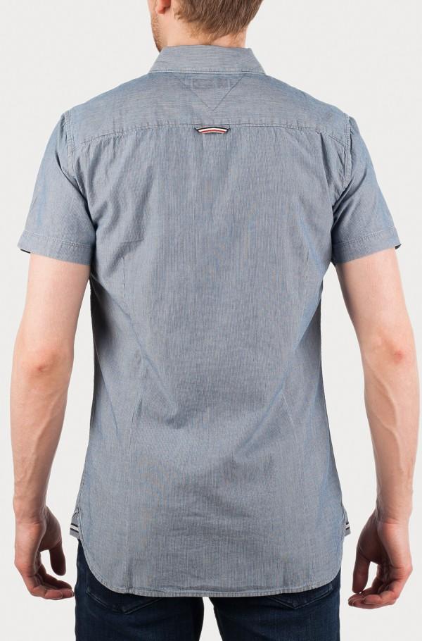 Chambray shirt s/s 17-hover