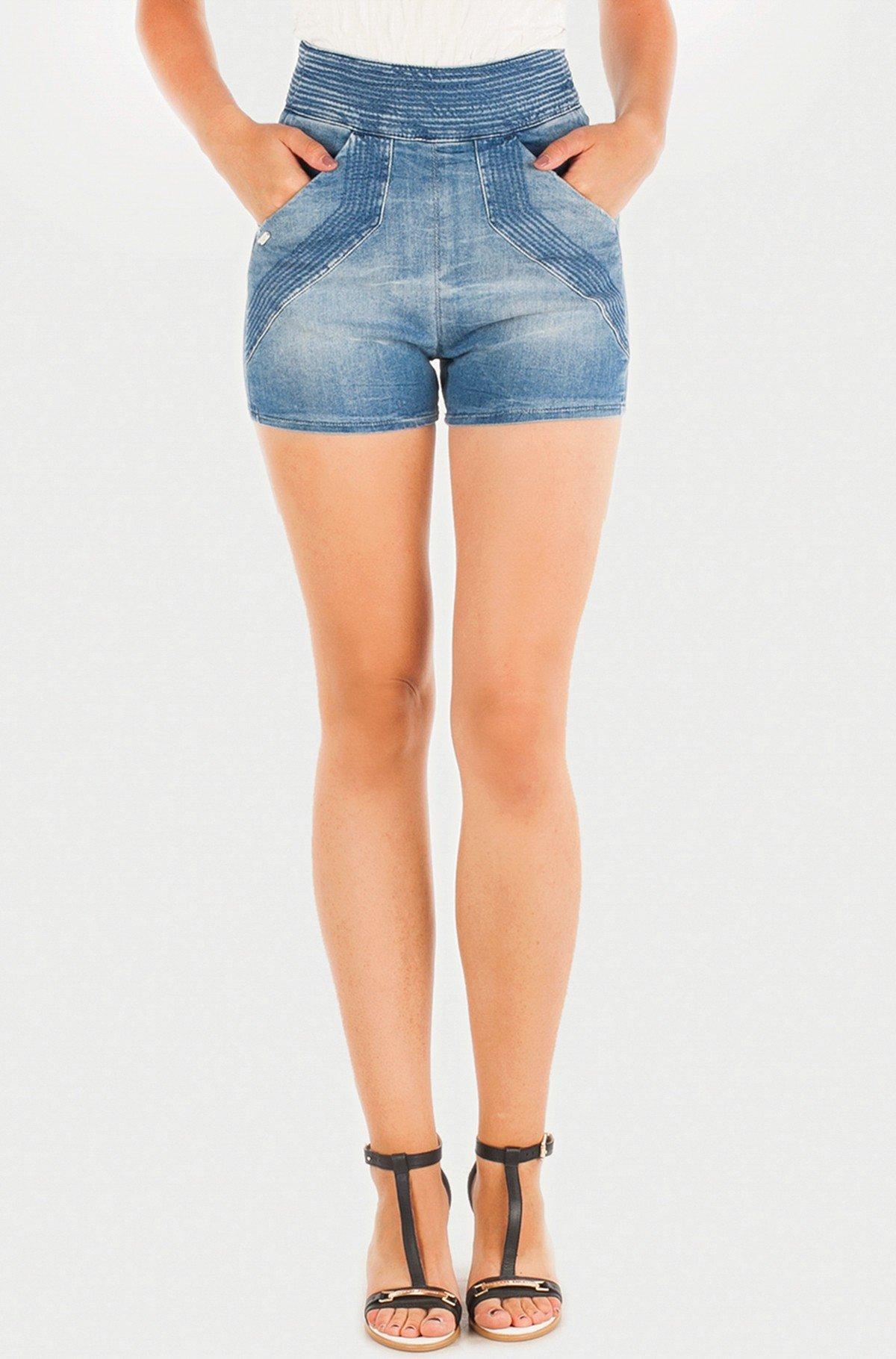 Lühikesed püksid W61D70 -full-1