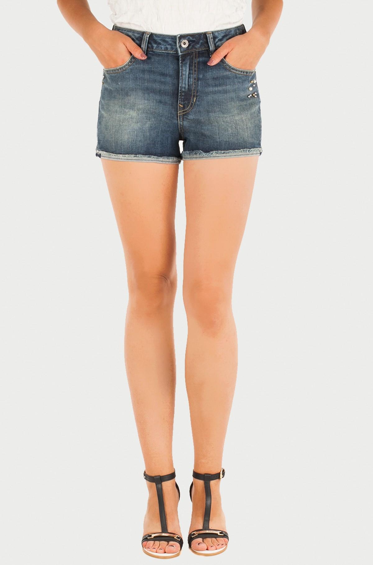 Lühikesed teksapüksid W54D35-full-1