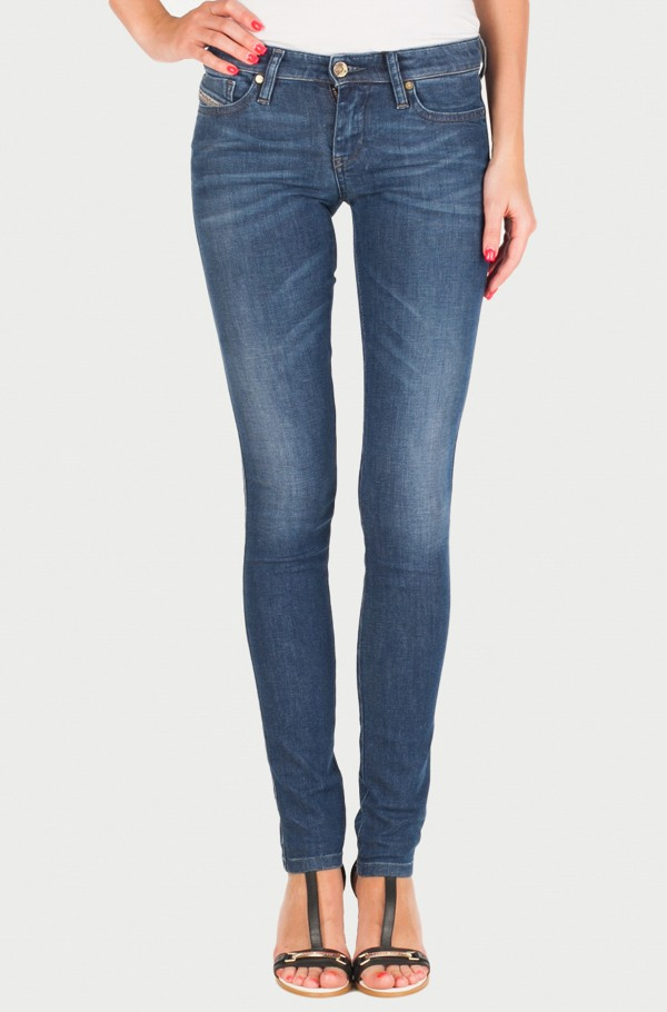 0848L SKINZEE-LOW TROUSERS
