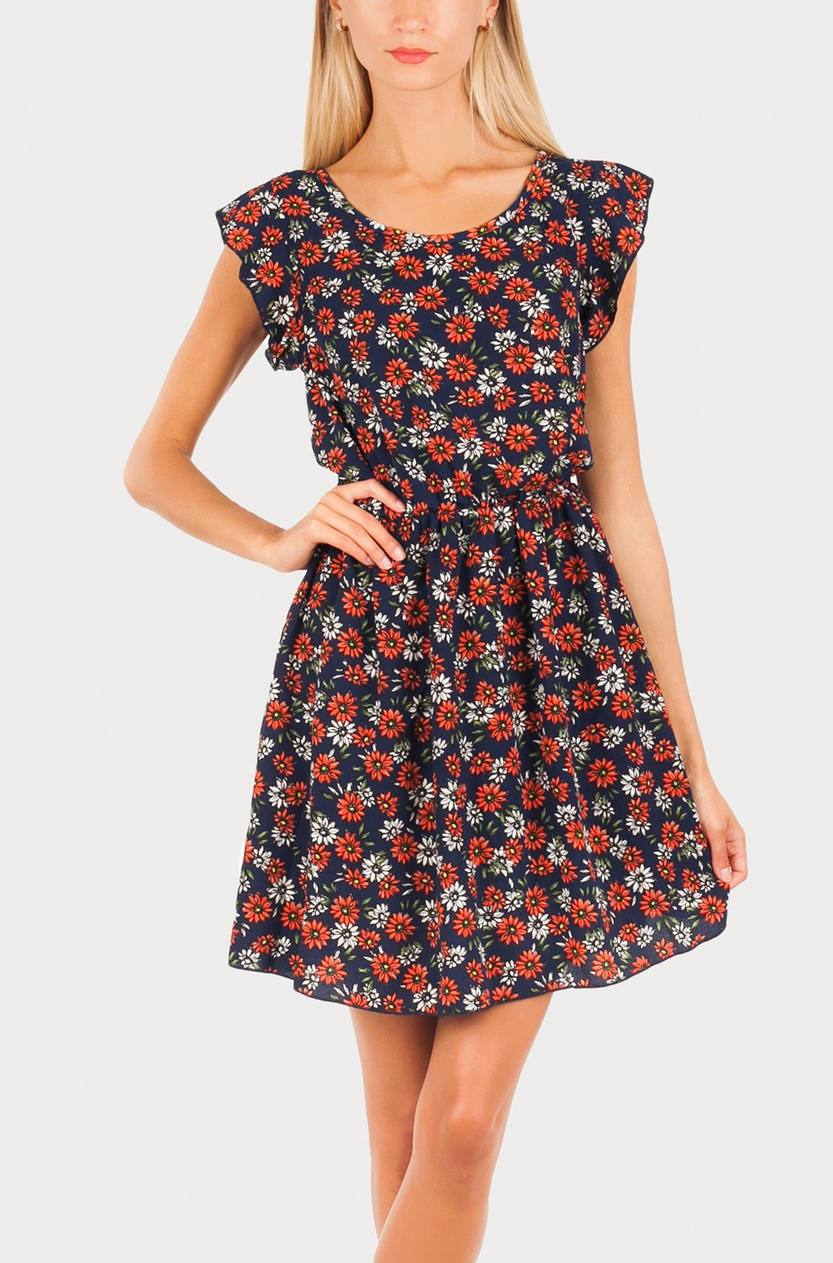 Suknelė V2209E16-full-1
