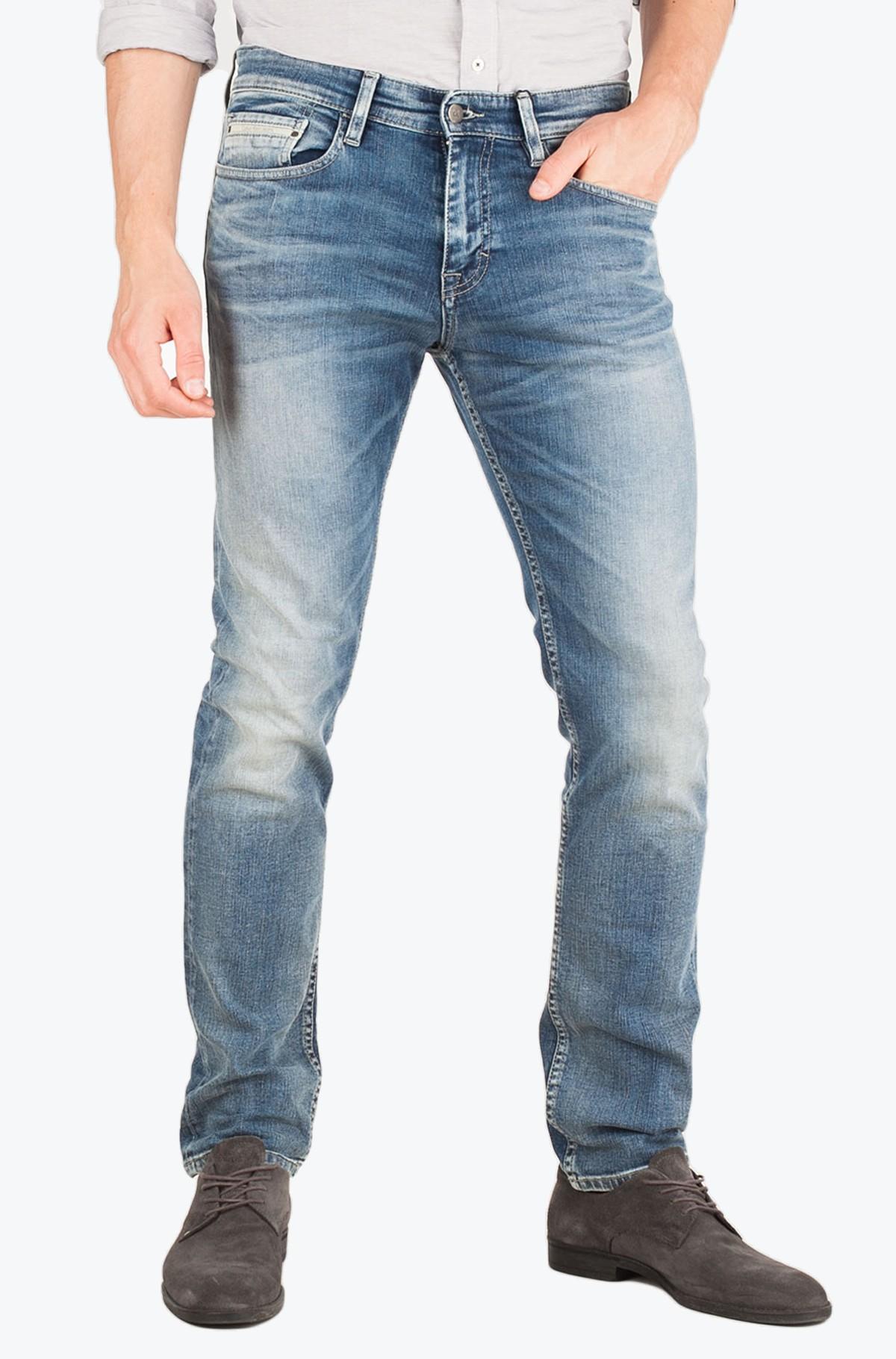 Jeans Slim straight FOBLST-full-1