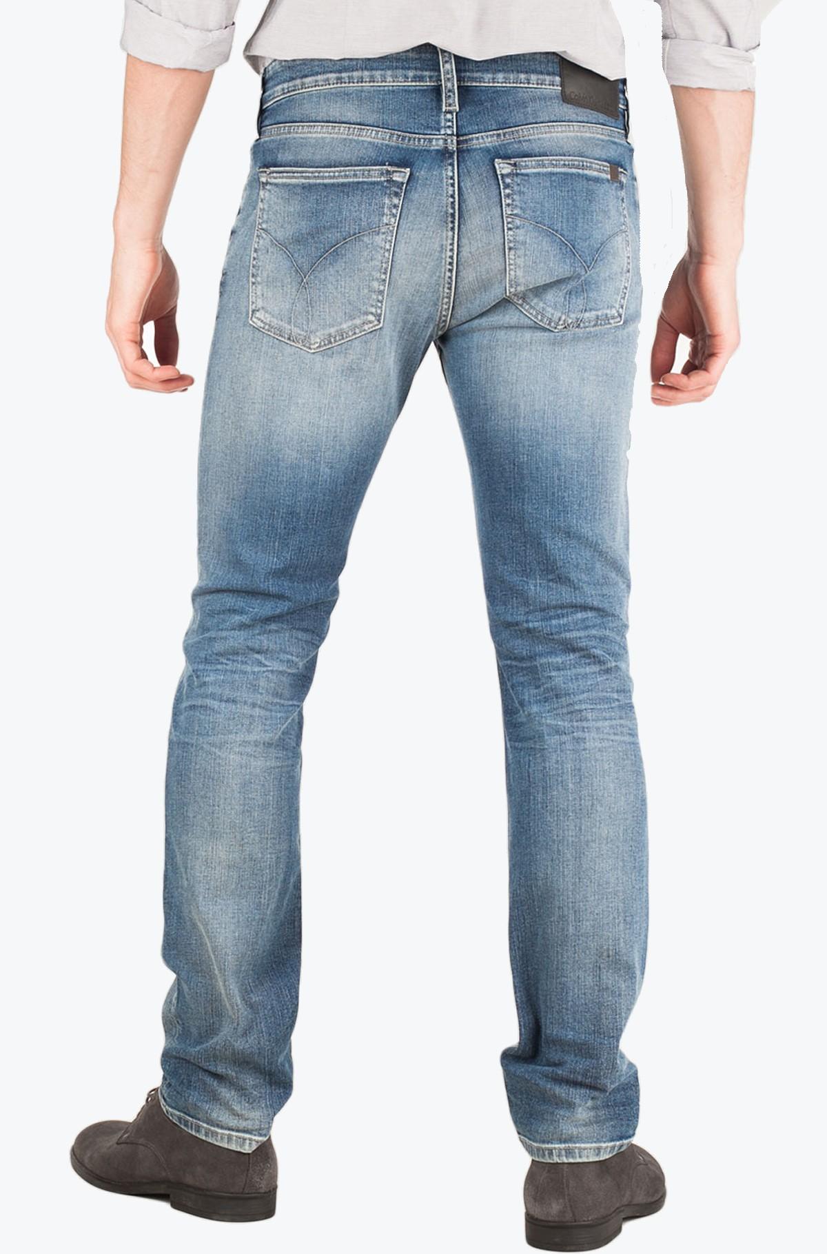 Jeans Slim straight FOBLST-full-2