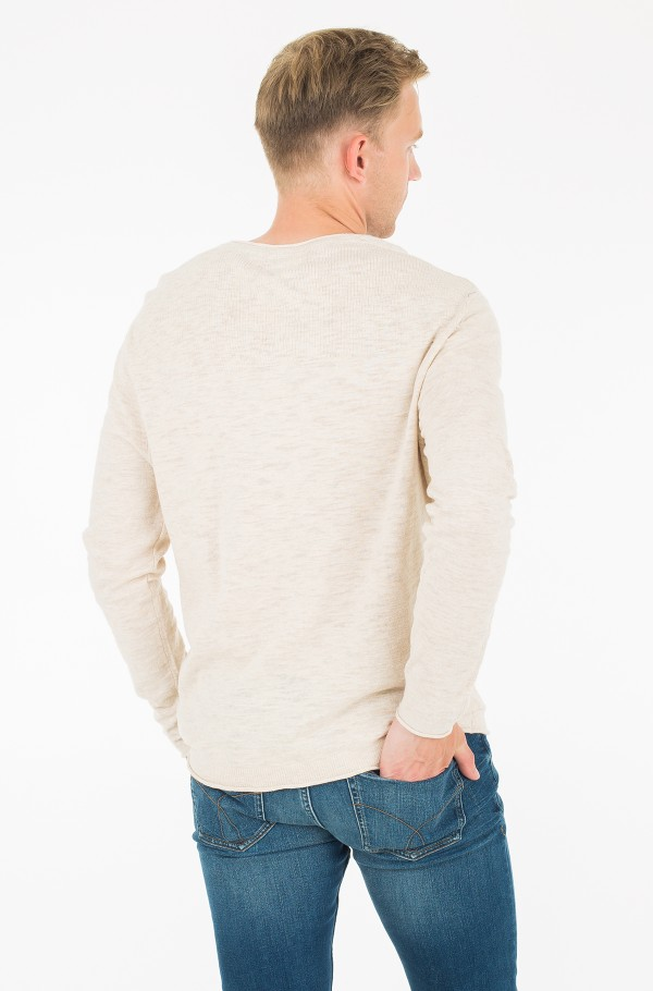THDM BASIC CN SWEATER L/S 1-hover
