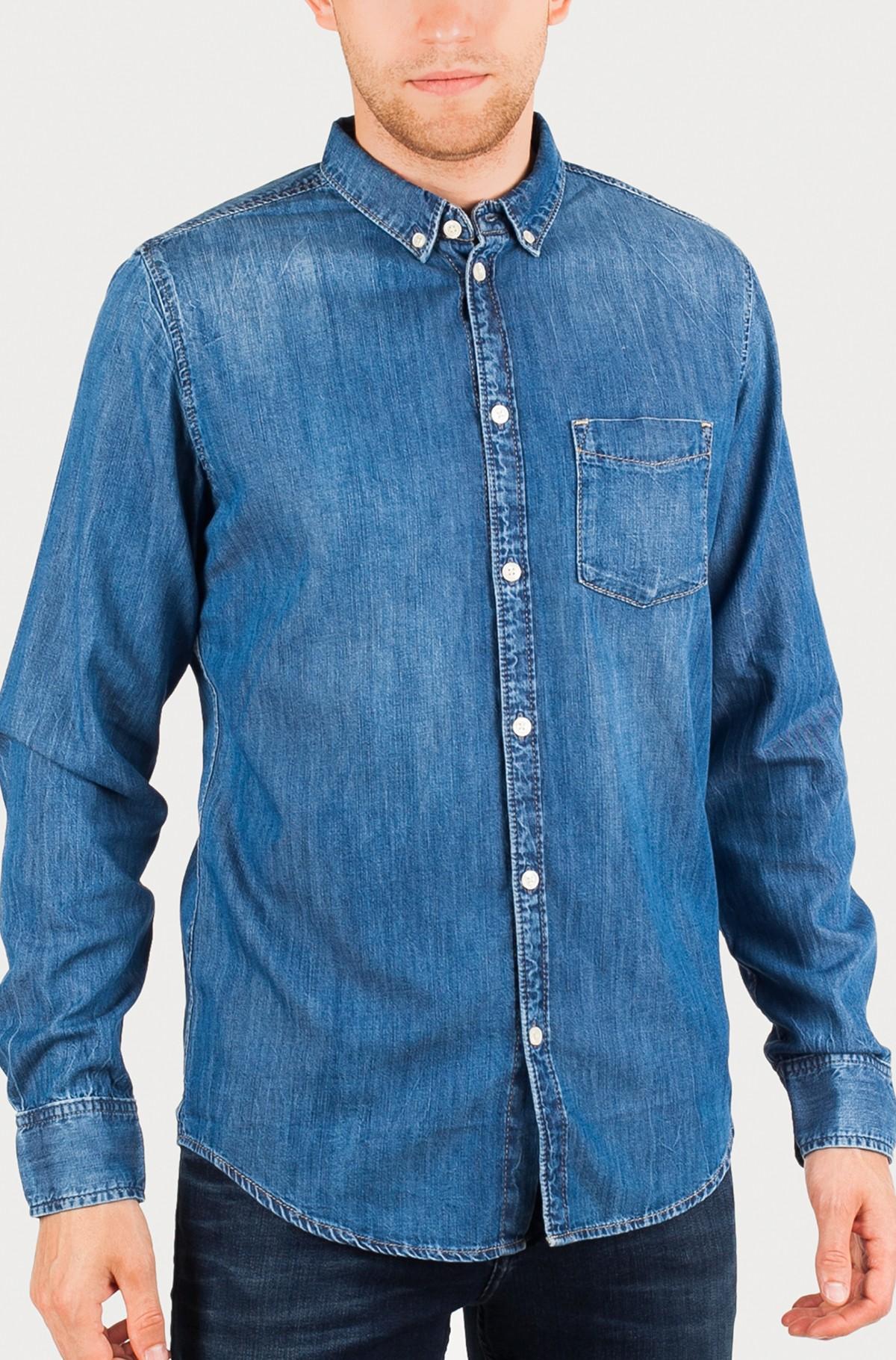 Džinsiniai marškiniai Stuart-full-1