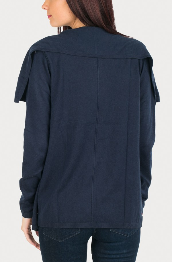 THDW BASIC CARDIGAN L/S 3-hover