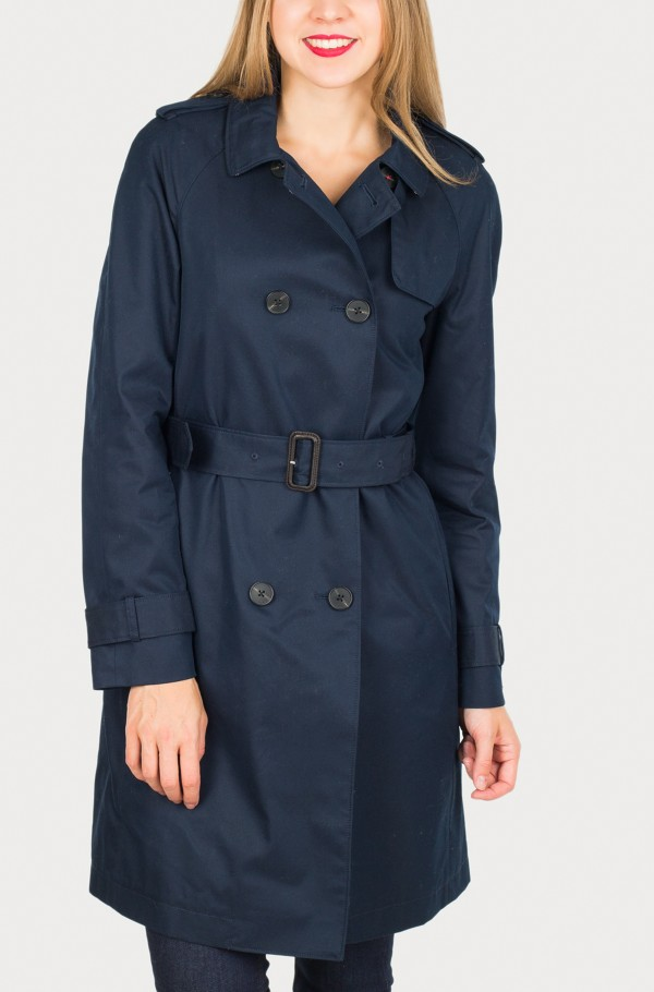 ICON PADDED TRENCH