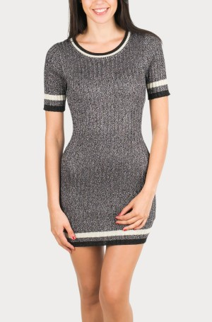 Knitted dress 5327-1