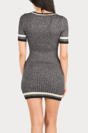 Knitted dress 5327-2