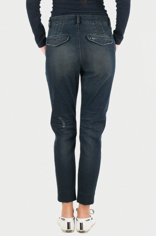 0677K SLIM-CHINO F TROUSERS-hover