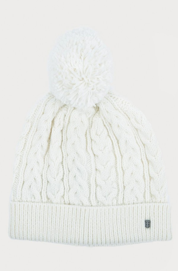 LUCA CABLE HAT