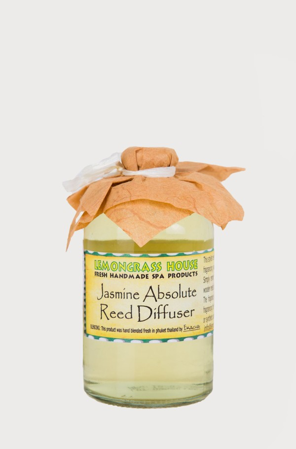 REED OIL DIFFUSER JASMINE 120ml