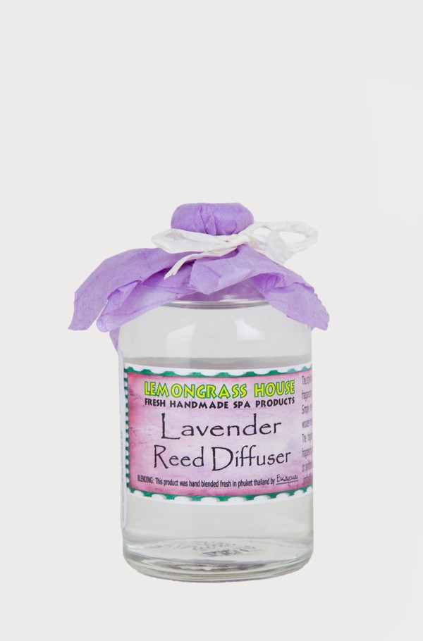 REED OIL DIFFUSER LAVENDER 120ml