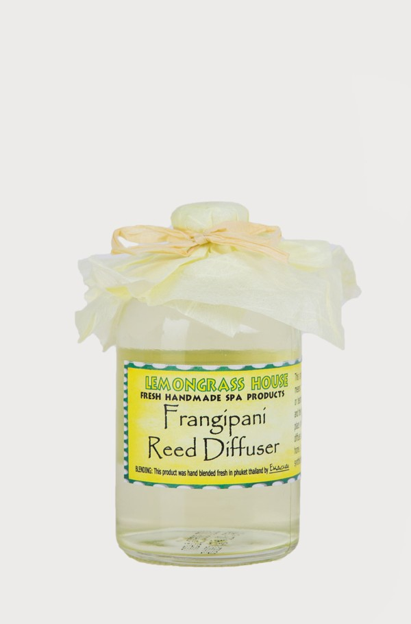 REED OIL DIFFUSER FRANGIPANI 120ml