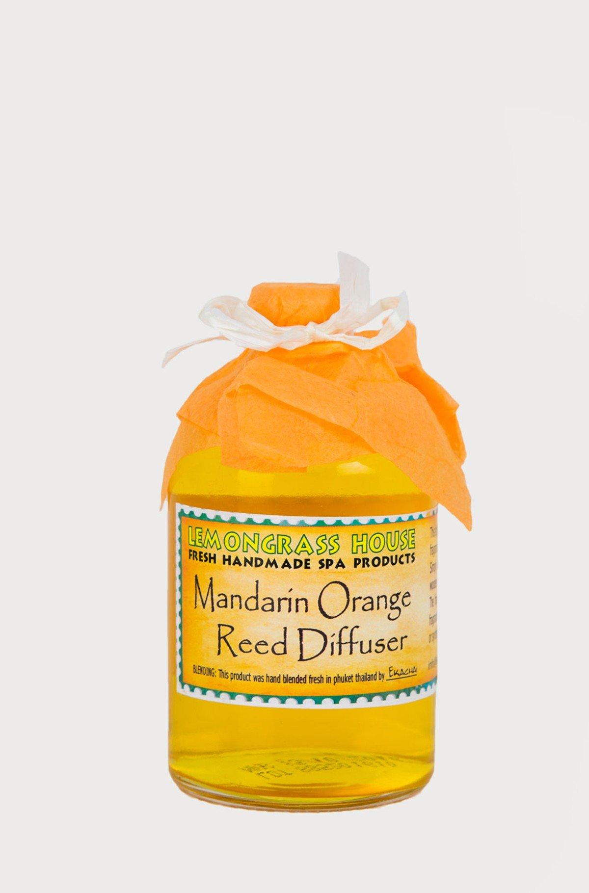 Kodulõhnastaja Reed Oil Diffuser Mandarin 120ml-full-1