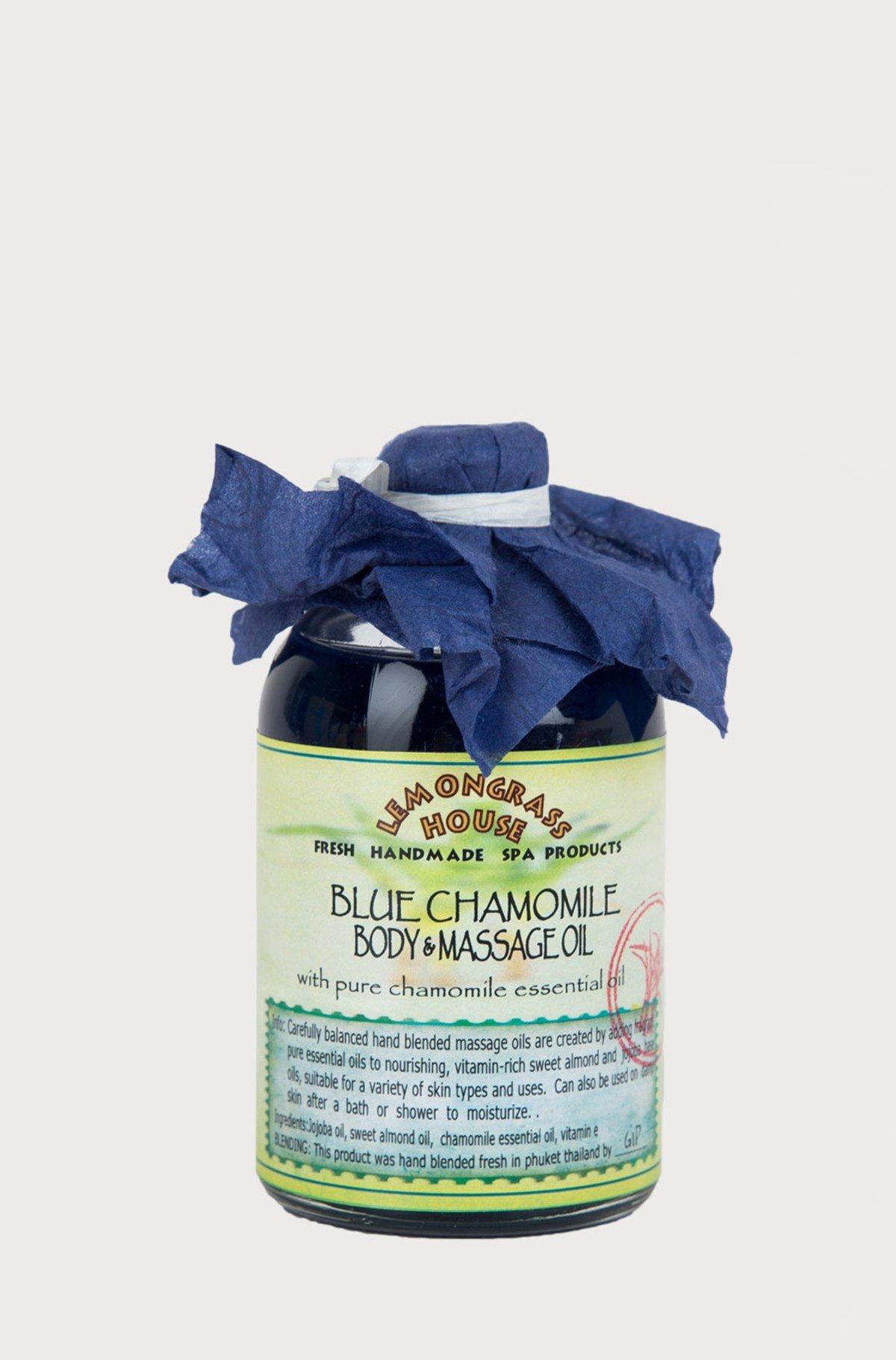 Kodulõhnastaja Reed Oil Diffuser Blue Chamomile 120ml-full-1