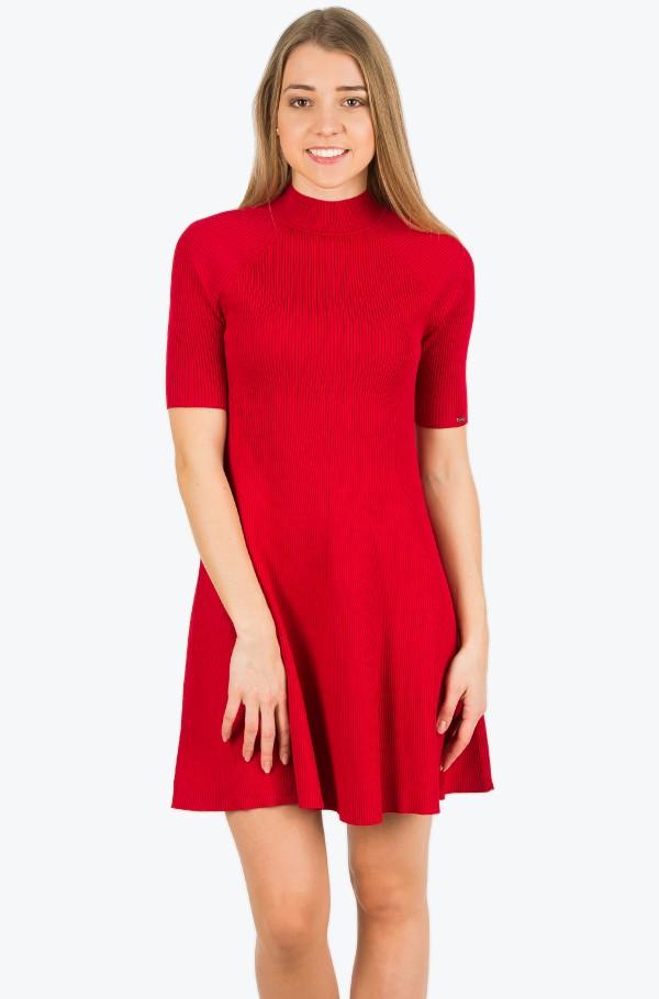 JANY FLARE DRESS
