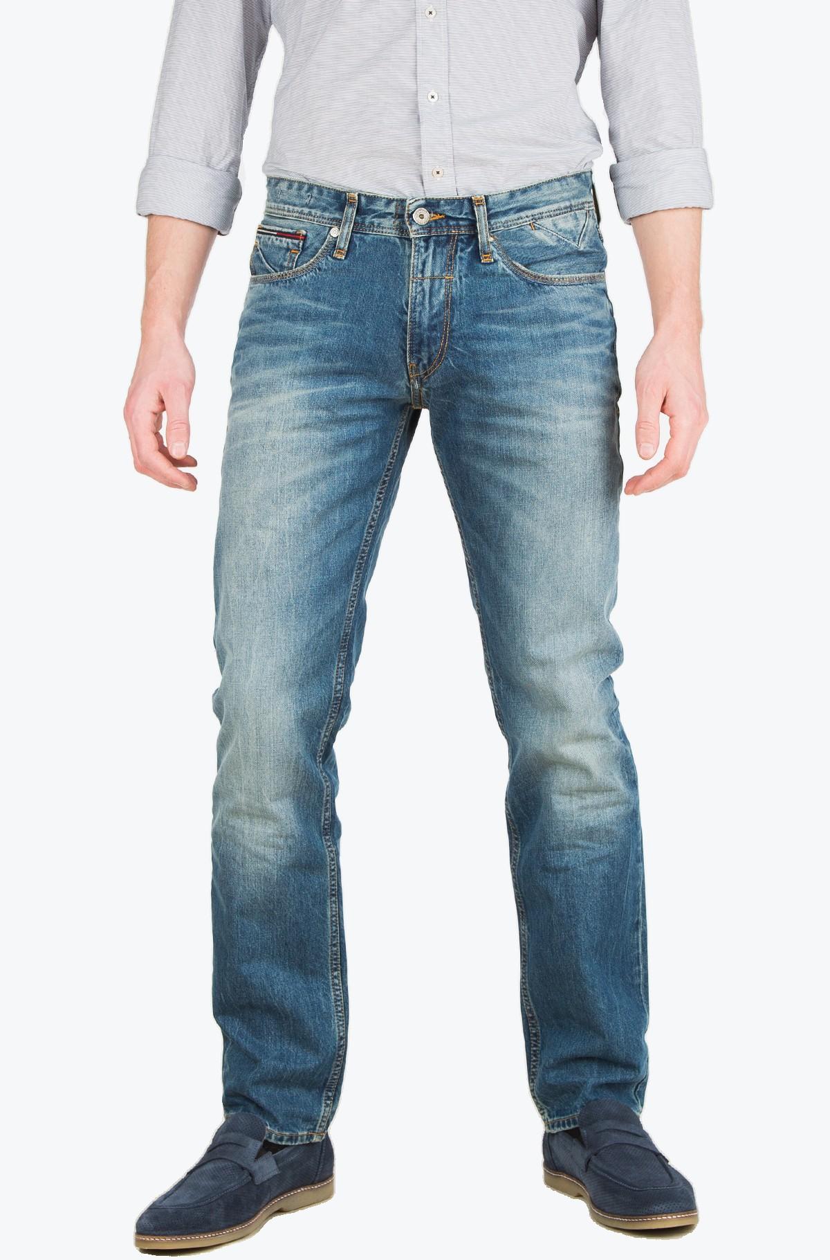 Džinsinės kelnės Straight Ryan Pem-full-1