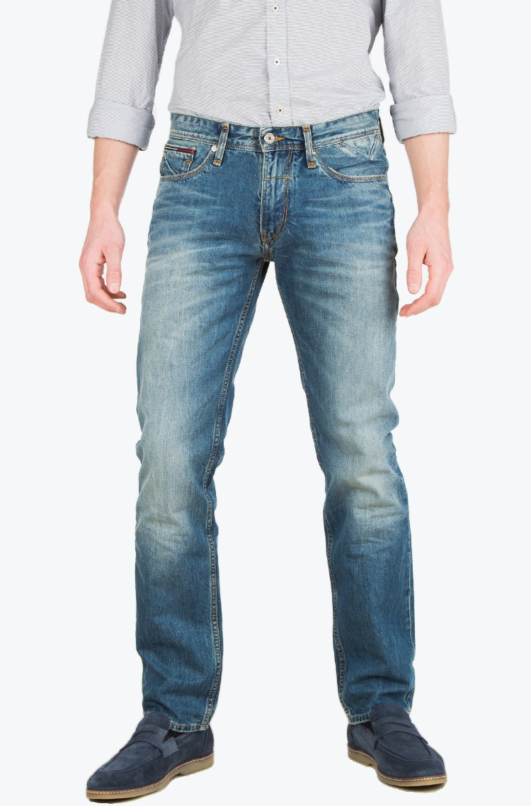 2265dfd7d1a Jeans Straight Ryan Pem Tommy Hilfiger