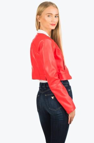 Leather jacket W72N61 -2