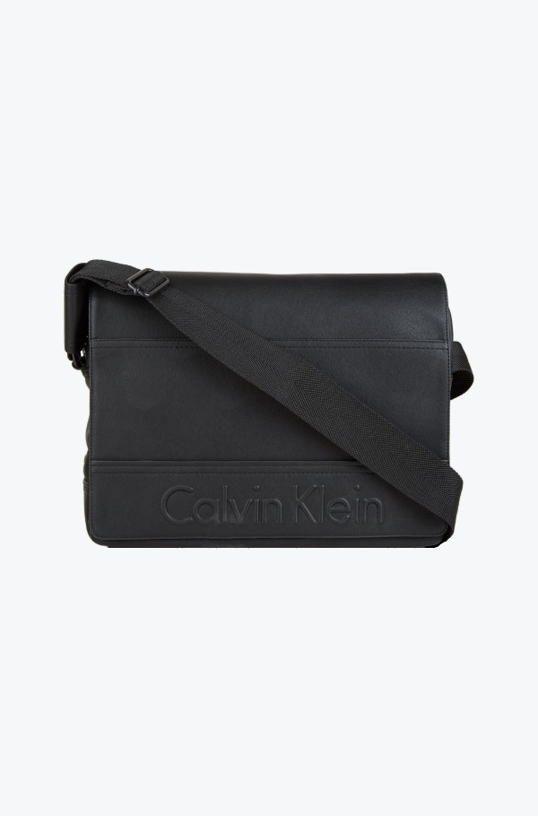 BASTIAN MESSENGER WITH FLAP