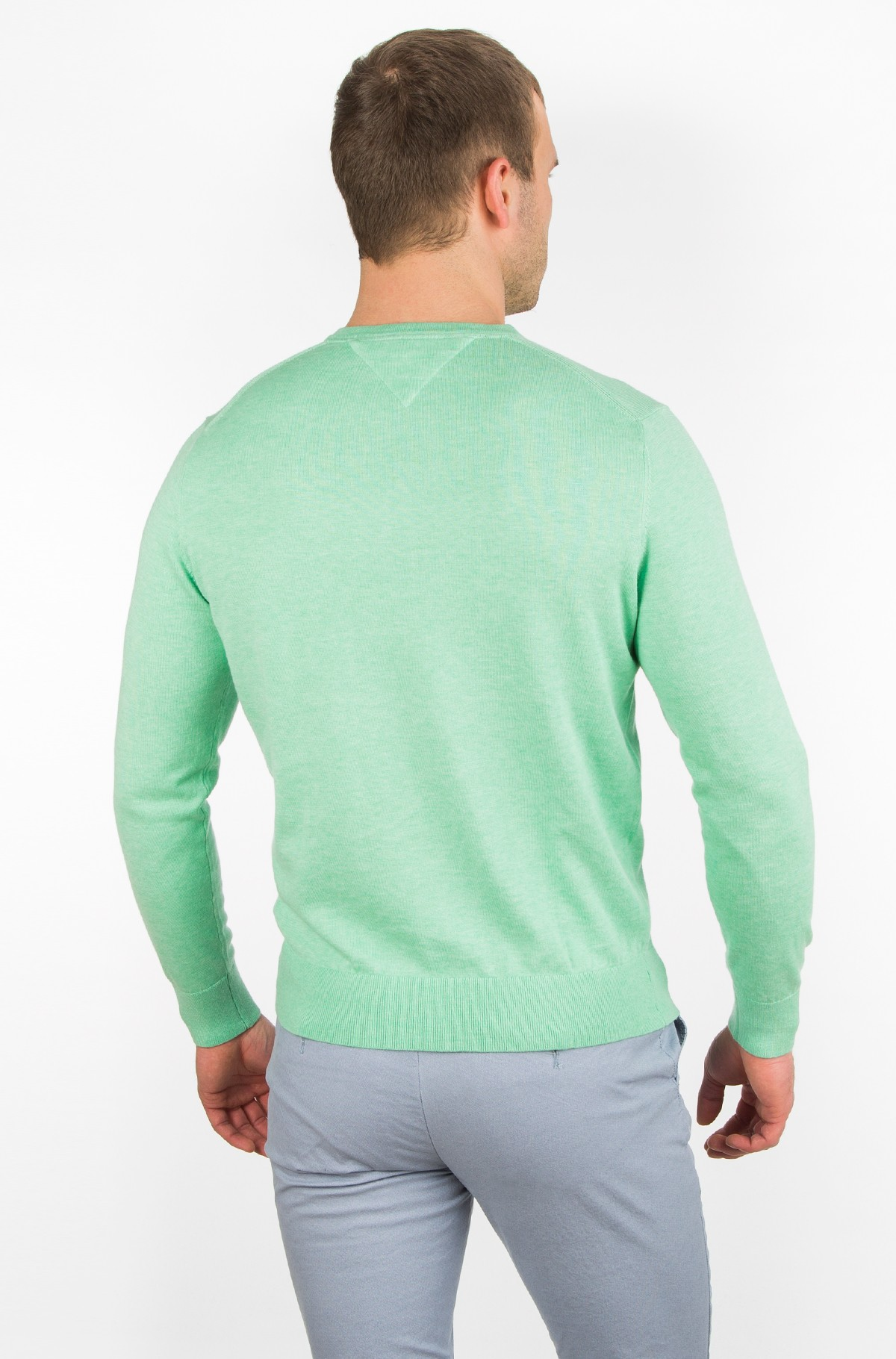 Sweater Plaited CTN Silk-full-2