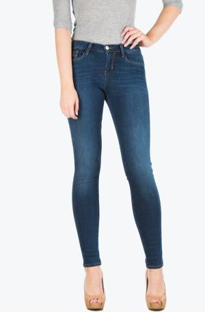 Džinsinės kelnės Mid Rise Skinny - Silk Mid-1