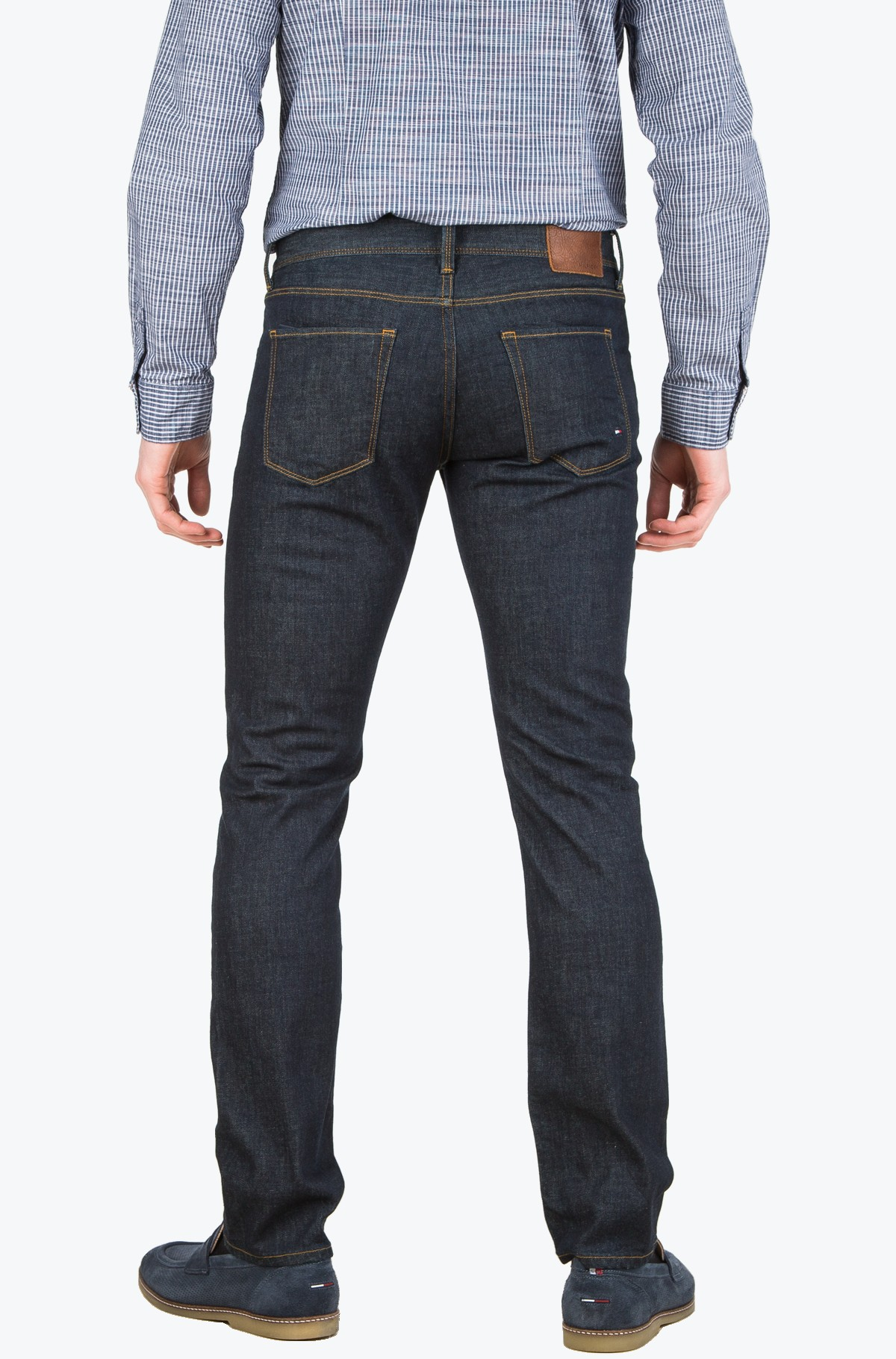 Džinsinės kelnės Denton Str B-full-2