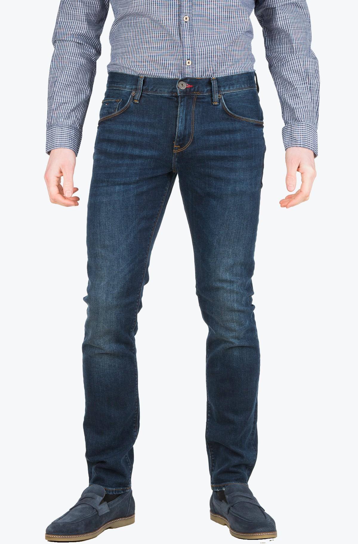 Džinsinės kelnės CORE BLEECKER SLIM JEAN-full-1