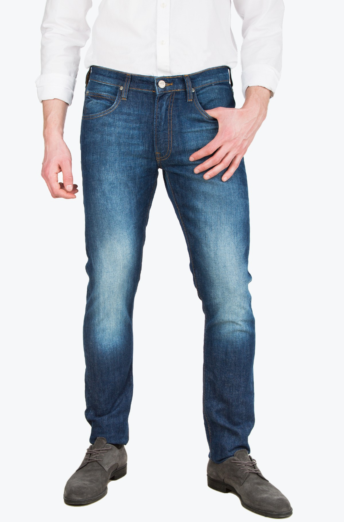 Džinsinės kelnės L719CDJW-full-1