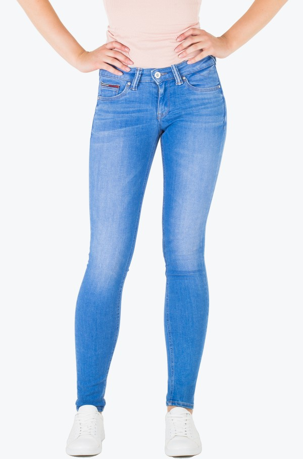 LOW RISE SKINNY SOPHIE EMBST